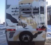 Газель-бизнес автодом с альковом