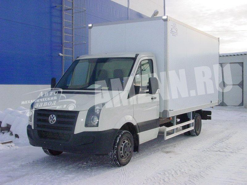 Продажа автофургонов общего назначения в Нижнем Новгороде и Москве