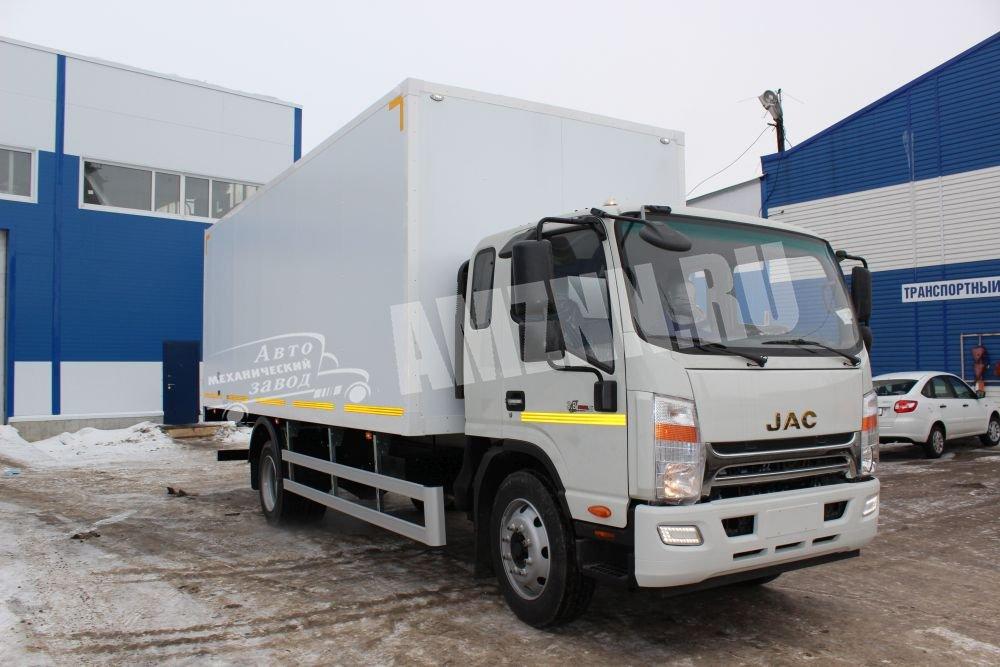 Производство фургонов общего назначения на заказ
