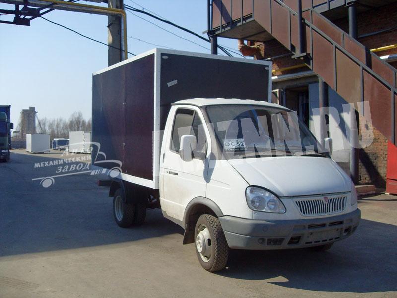 Изготовление недорогих авто фургонов общего назначения