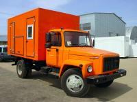 Фургон автомастерская