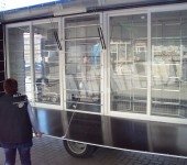 Автолавка для торговли печатной продукцией