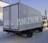 Каркасный изотермический фургон