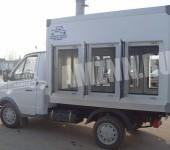 Фургоны специального назначения