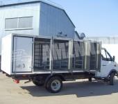 Фургон для перевозки хлебобулочных и кондитерских изделий