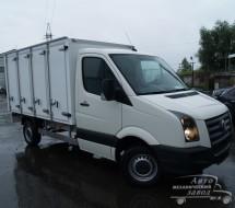 Хлебный фургон от ООО «Автомеханический завод»