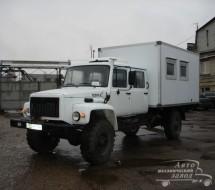 Передвижная мастерская от ООО «Автомеханический завод»