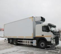 Производство грузовых авторефрижераторов