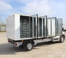Машина для перевозки хлеба (внутри) от ООО «Автомеханический завод»
