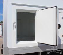 Изготовление фургонов для перевозки заморозки