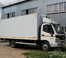 Авторефрижератор грузовой автомобиль на заказ