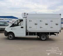 Производство мороженовозов в Нижнем Новгороде и Москве