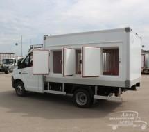 Изготовление машины мороженовоза в Нижнем Новгороде и Москве