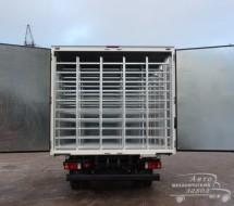 Фургон для перевозки хлебобулочных и кондитерских изделий на заказ