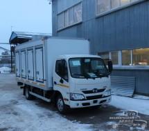 Фургон мороженовозка от производителя ООО «Автомеханический завод»