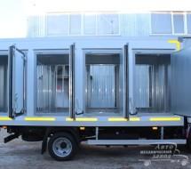 Автофургоны для перевозки мороженного от компании ООО «Автомеханический завод»