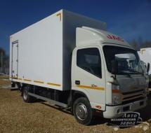 Изотермические каркасные фургоны на заказ в Москве