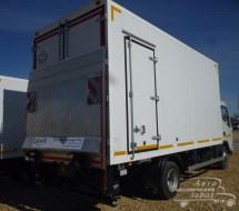 Новые изотермические каркасные фургоны в Н.Новгороде и Москве