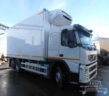 Переоборудование фургона в рефрижератор в Москве и Нижнем Новгороде