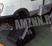 «Автомеханический завод» на выставке автодомов Caravanex-2011