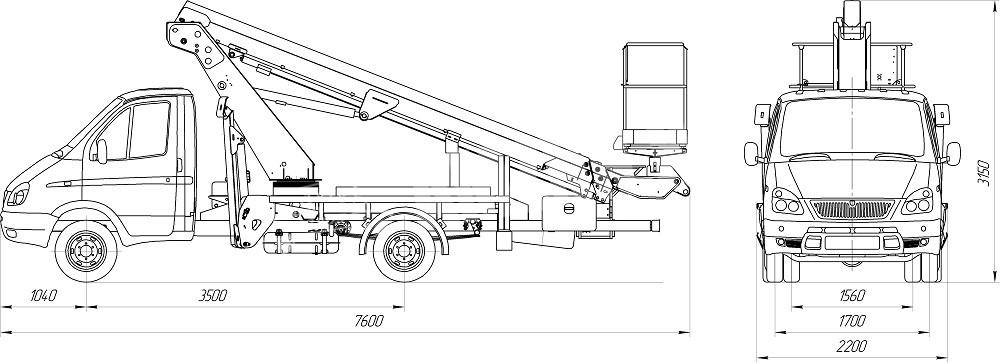 PT 19.9 ГАЗ 3302