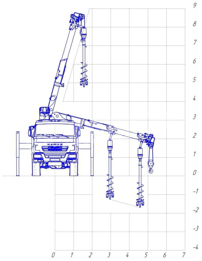 Диаграмма БКУ АМЗ ВНТ 1