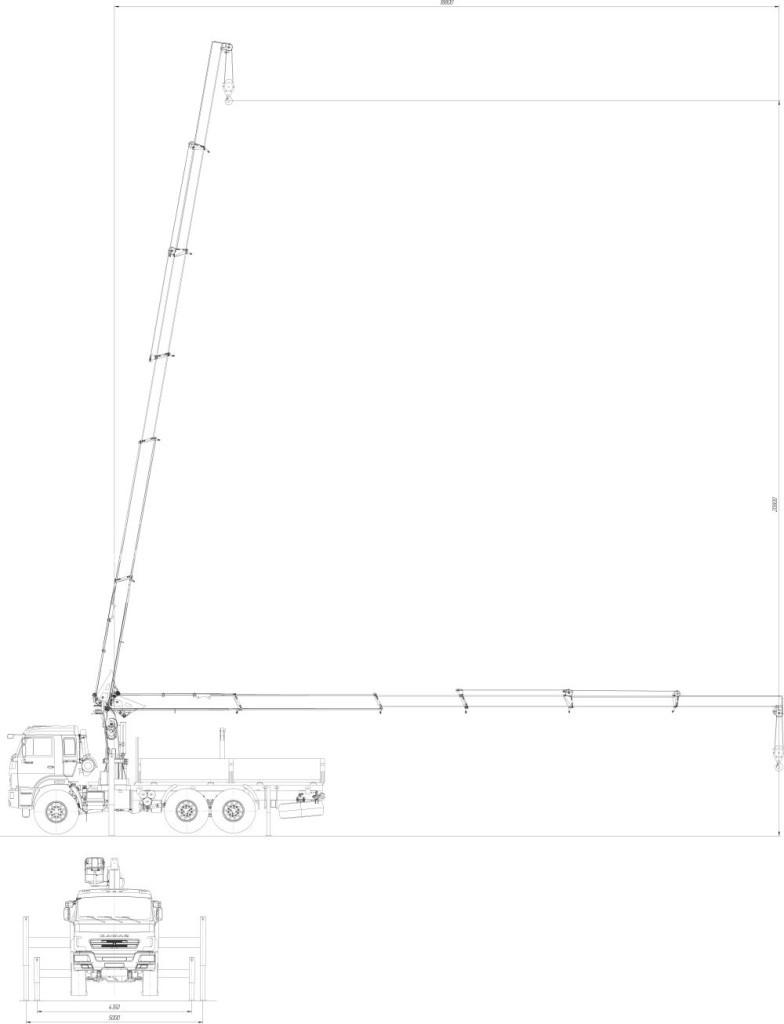 Диаграмма КМУ АМЗ СHG 5